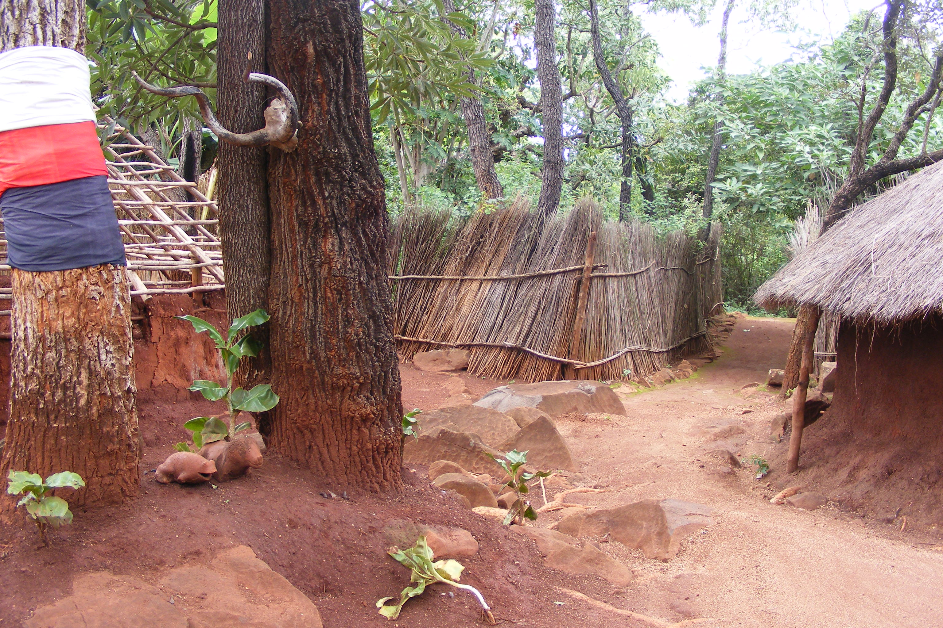 shangana cultural village south africa