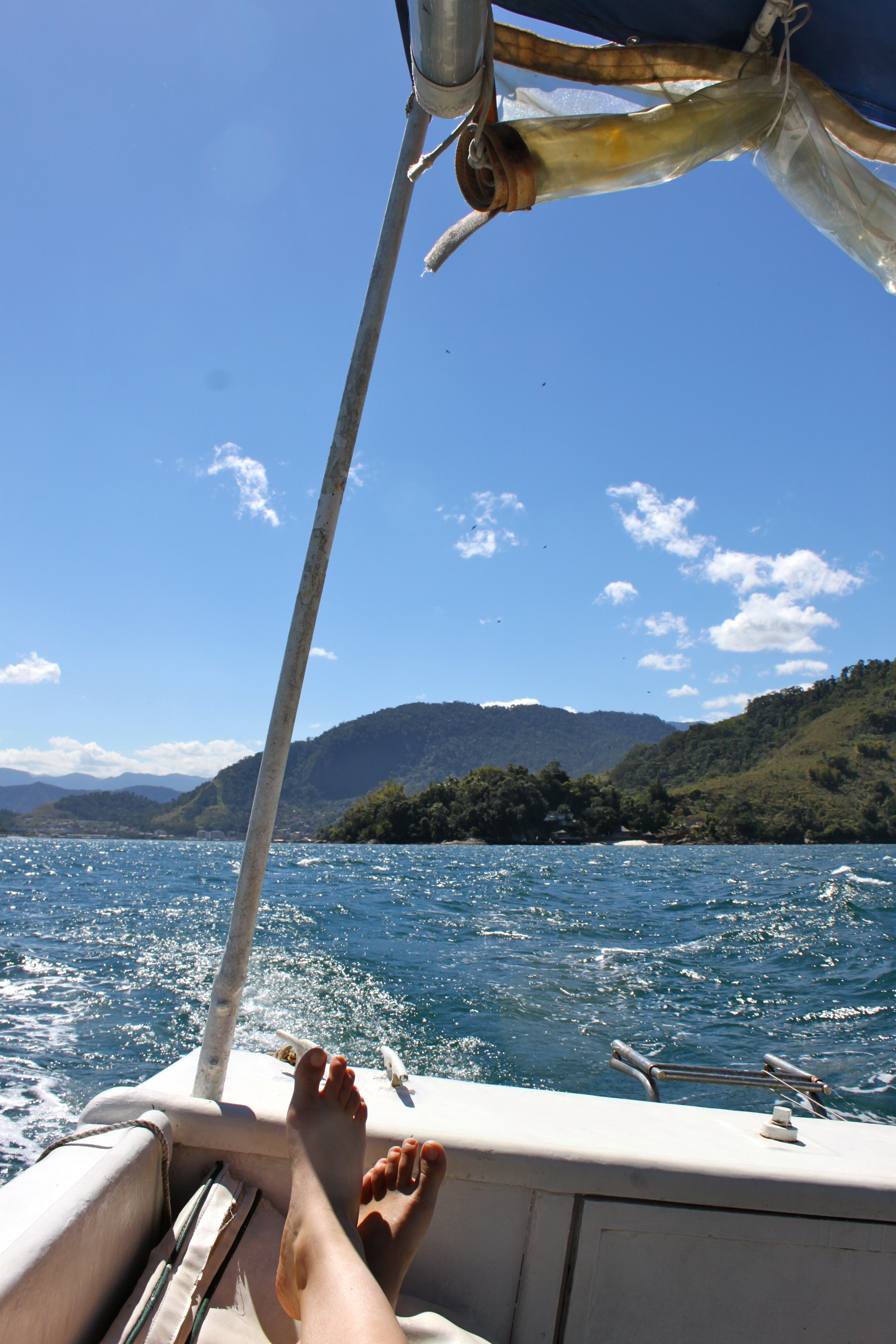 Out to Ilha Grande