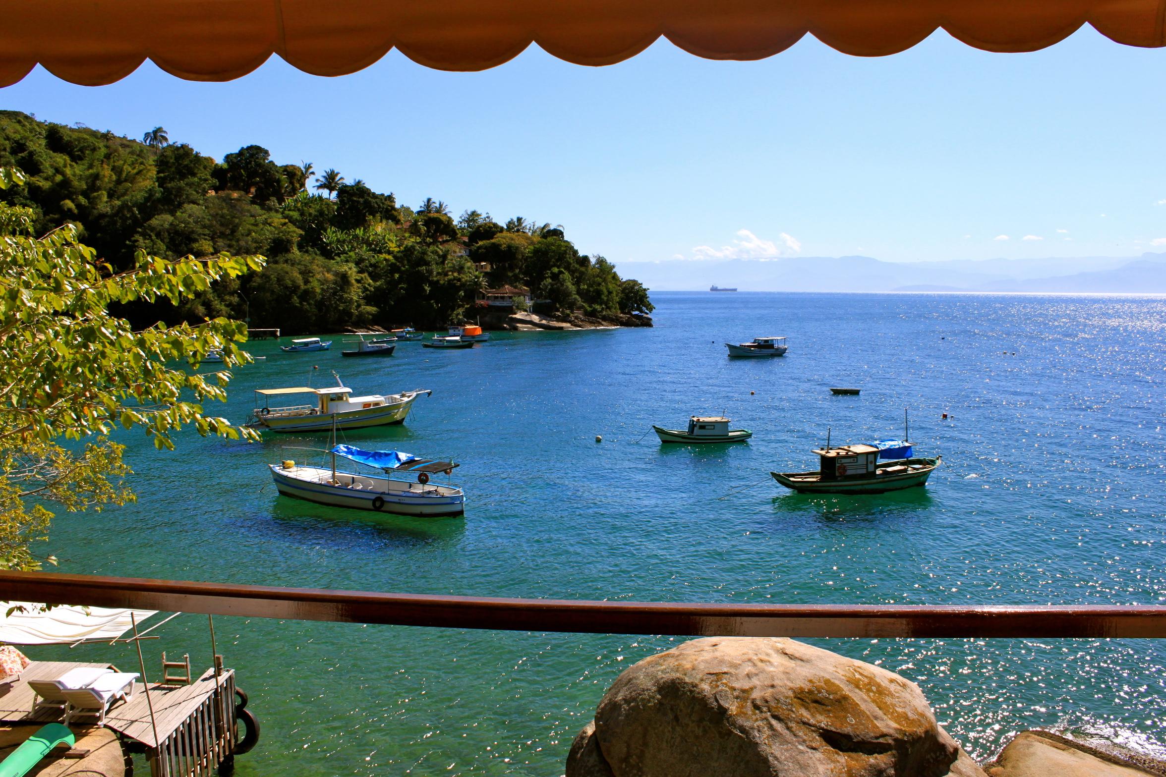 Vila Pedra Mar view