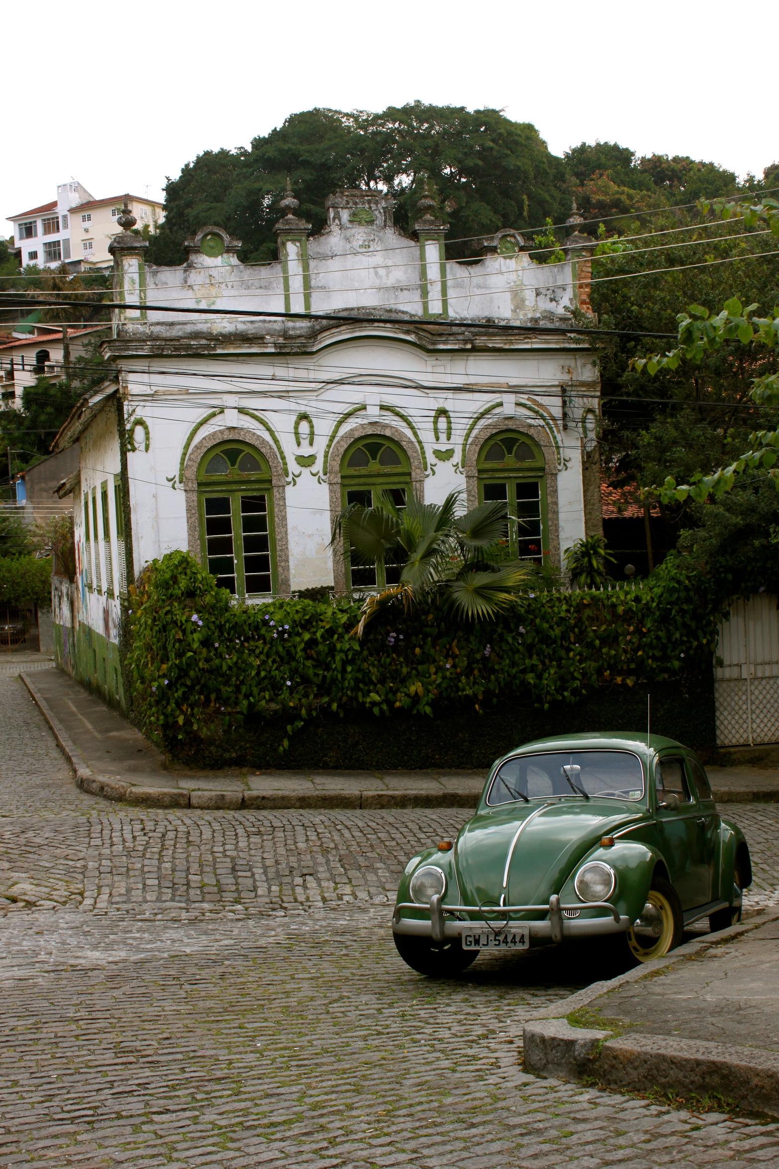 Santa Teresa, Rio