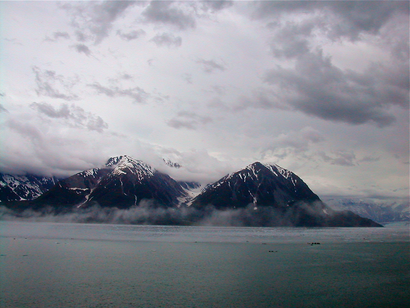 Alaska Inner Passage