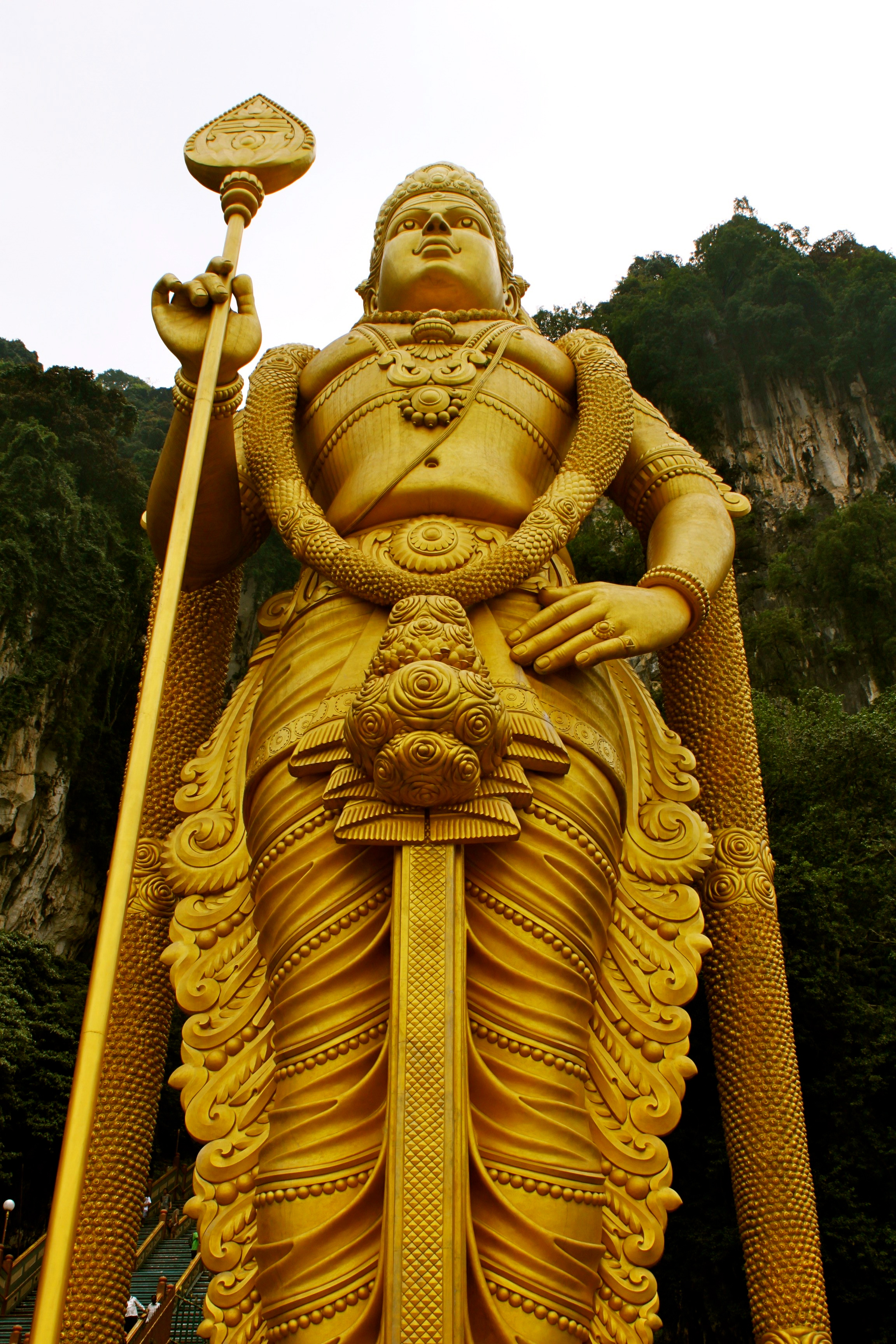 Lord Murugan Kuala Lumpur batu Caves malaysia