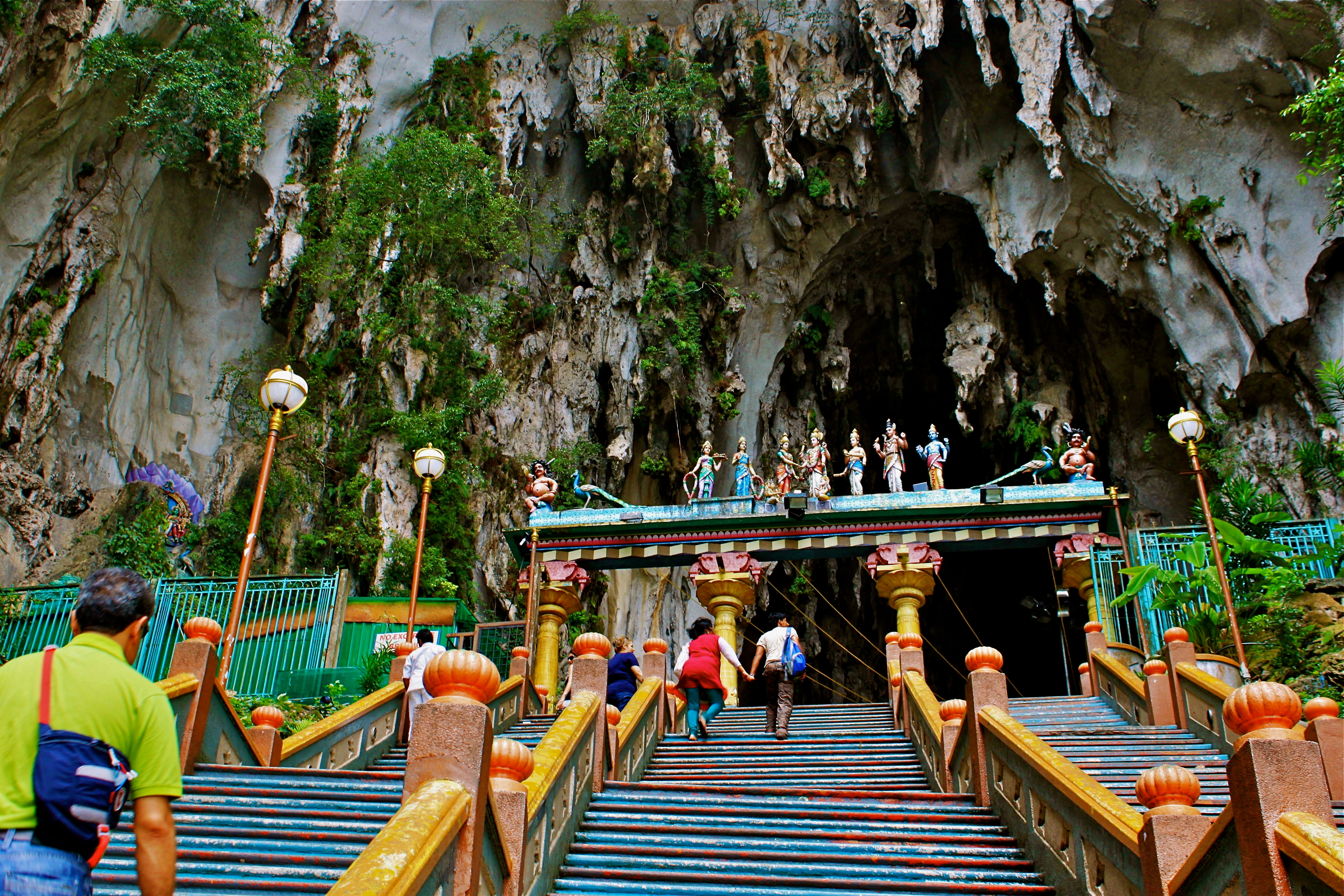 Batu Caves Entrance