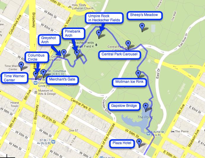 Unanchor NYC Itinerary