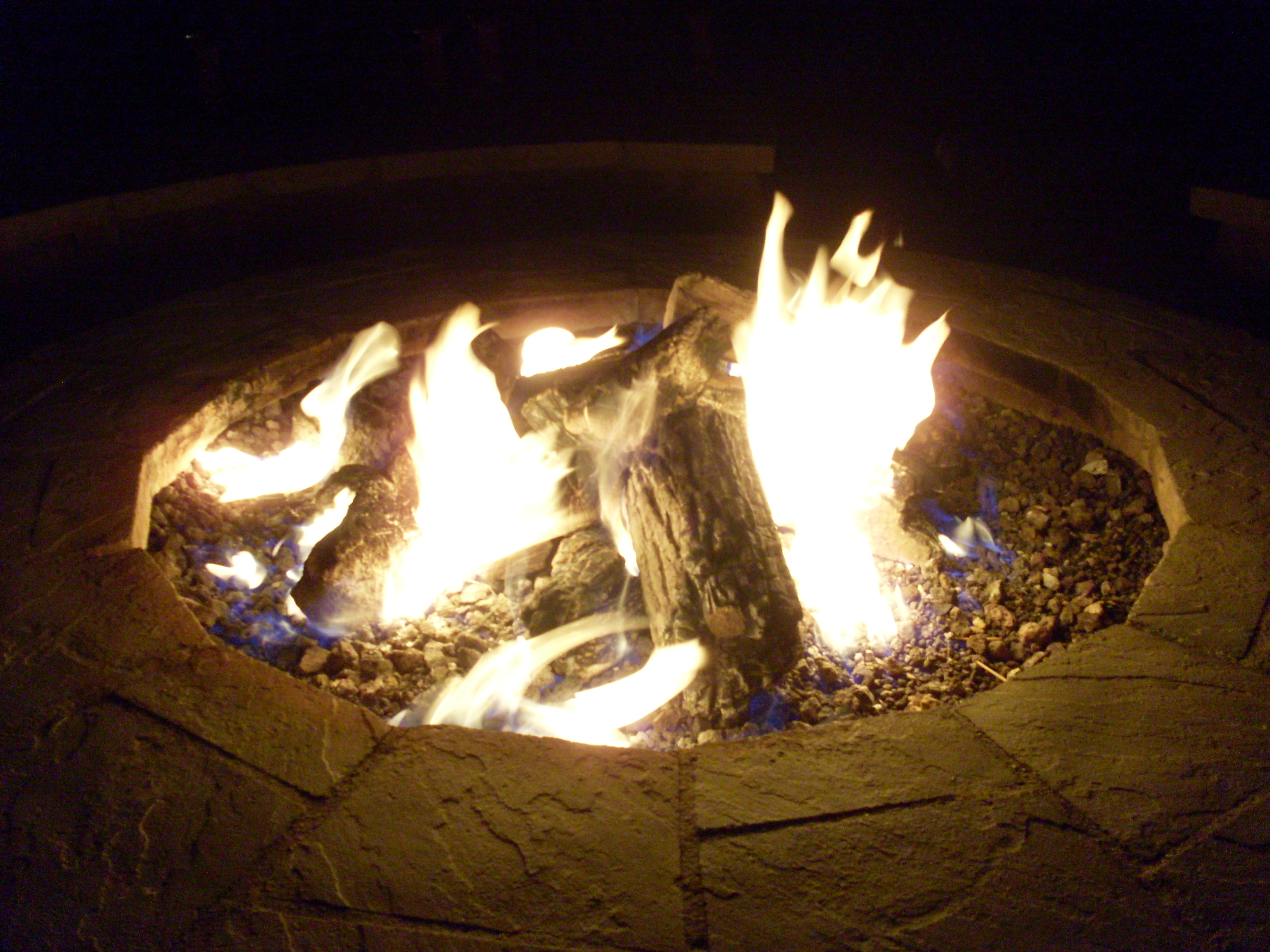 Montage Fire Pit