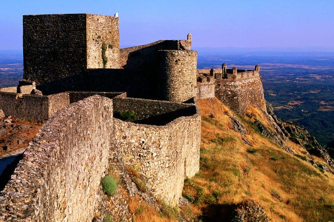 The medieval cities of the Alentejo region