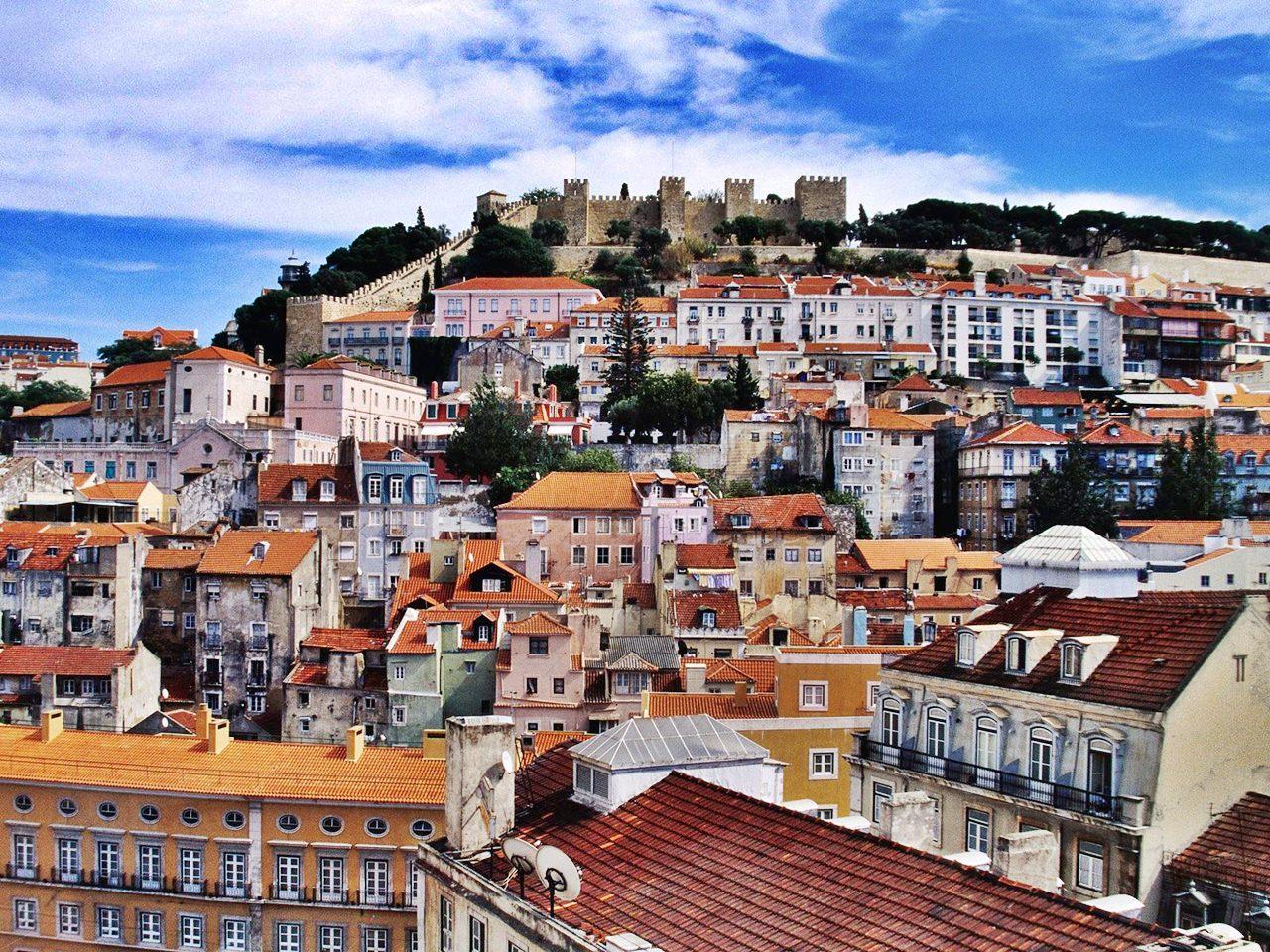 Lisbon, Portugal!