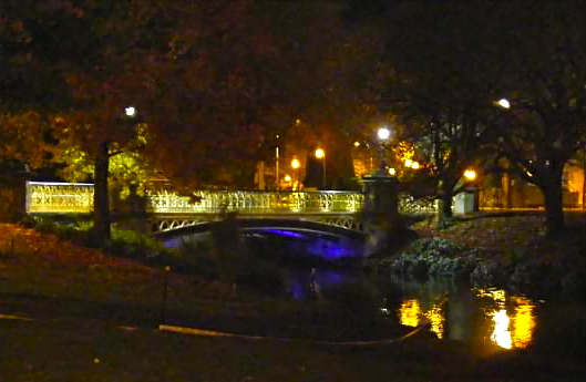 River Avon Victoria Square Christchurch