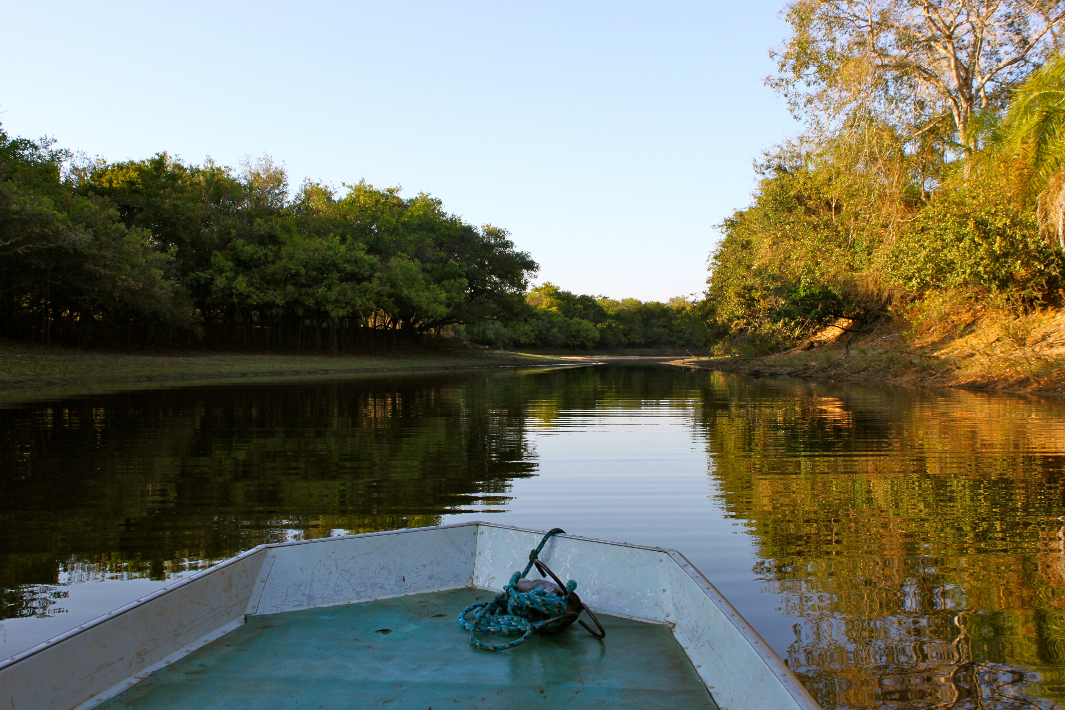 Rio Negro Pantanal Brazil