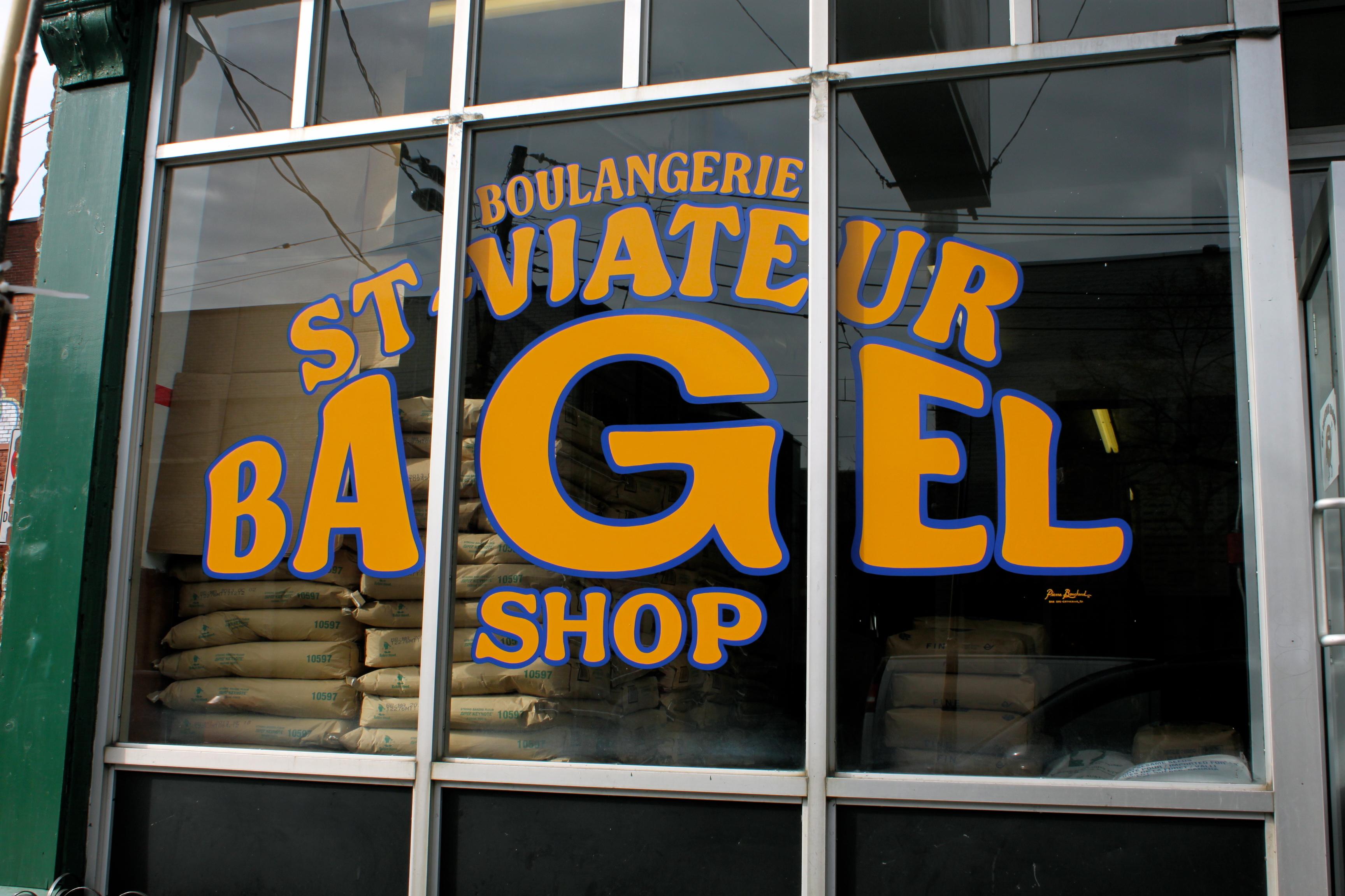 St Viateur Bagel Montreal