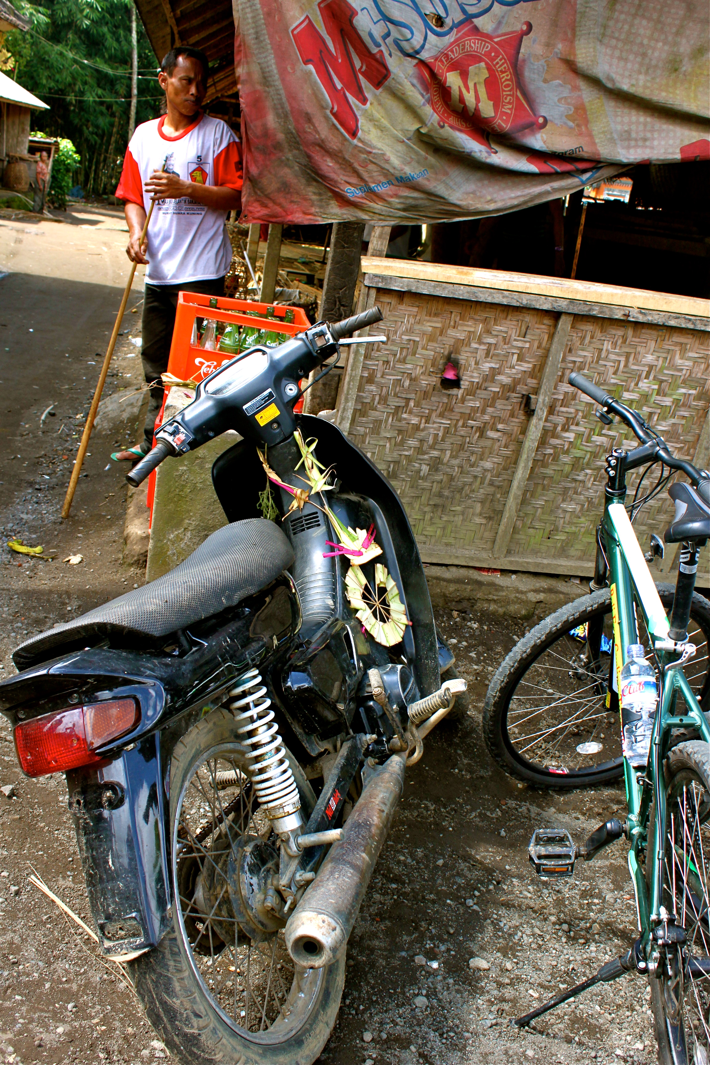 motorbike bali