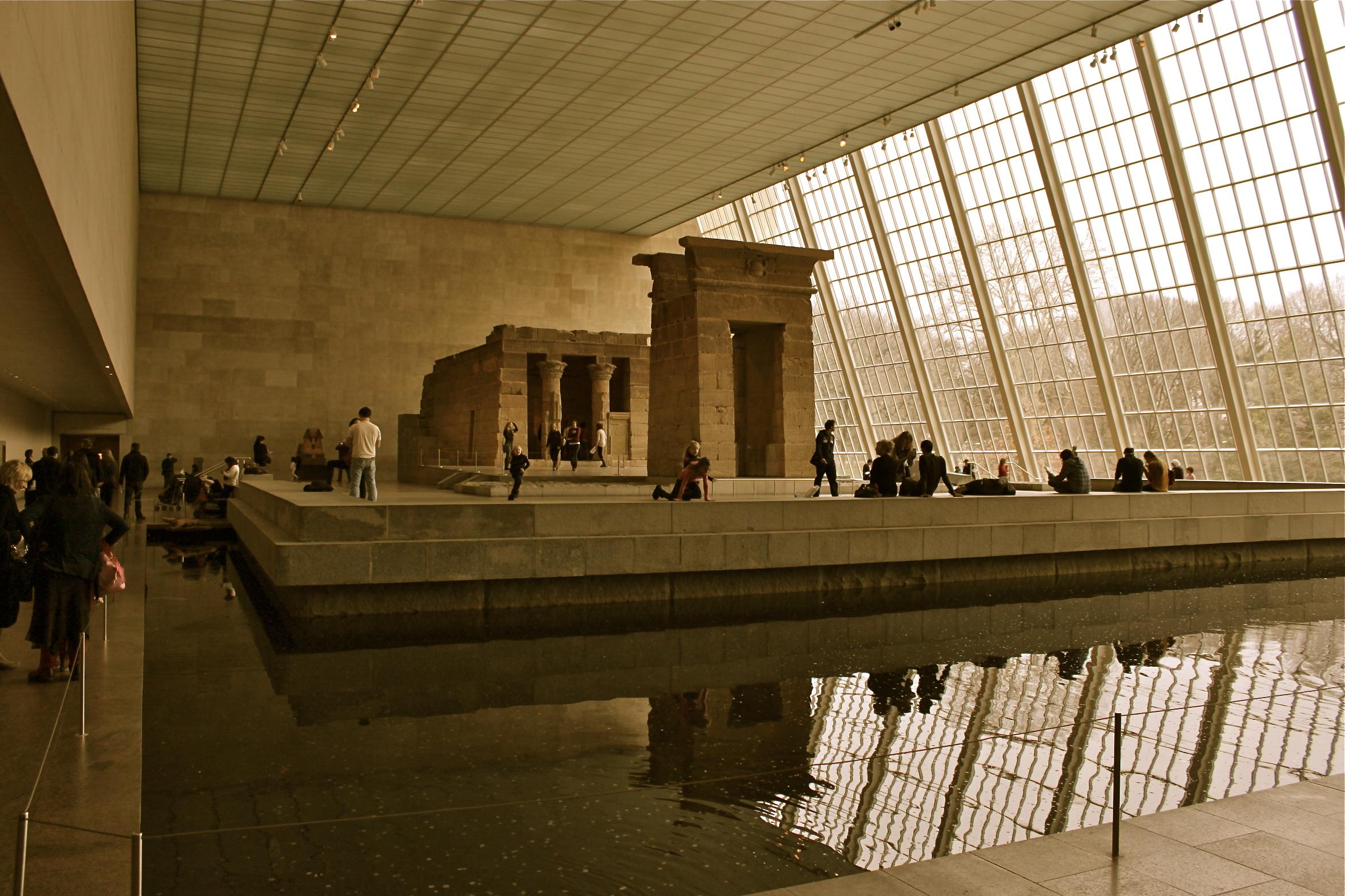 egyptian metropolitan museum nyc
