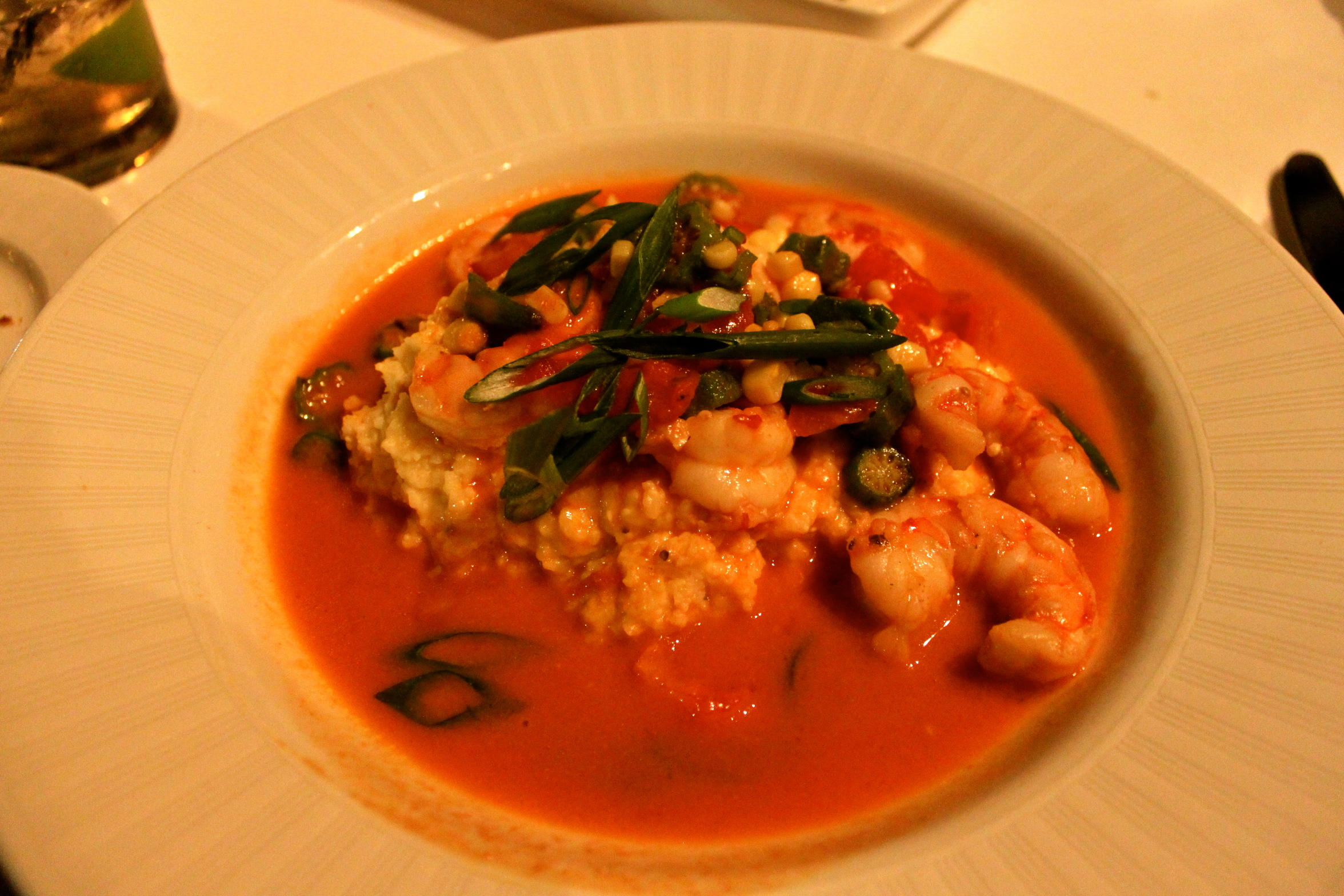 shrimp and grits high cotton charleston