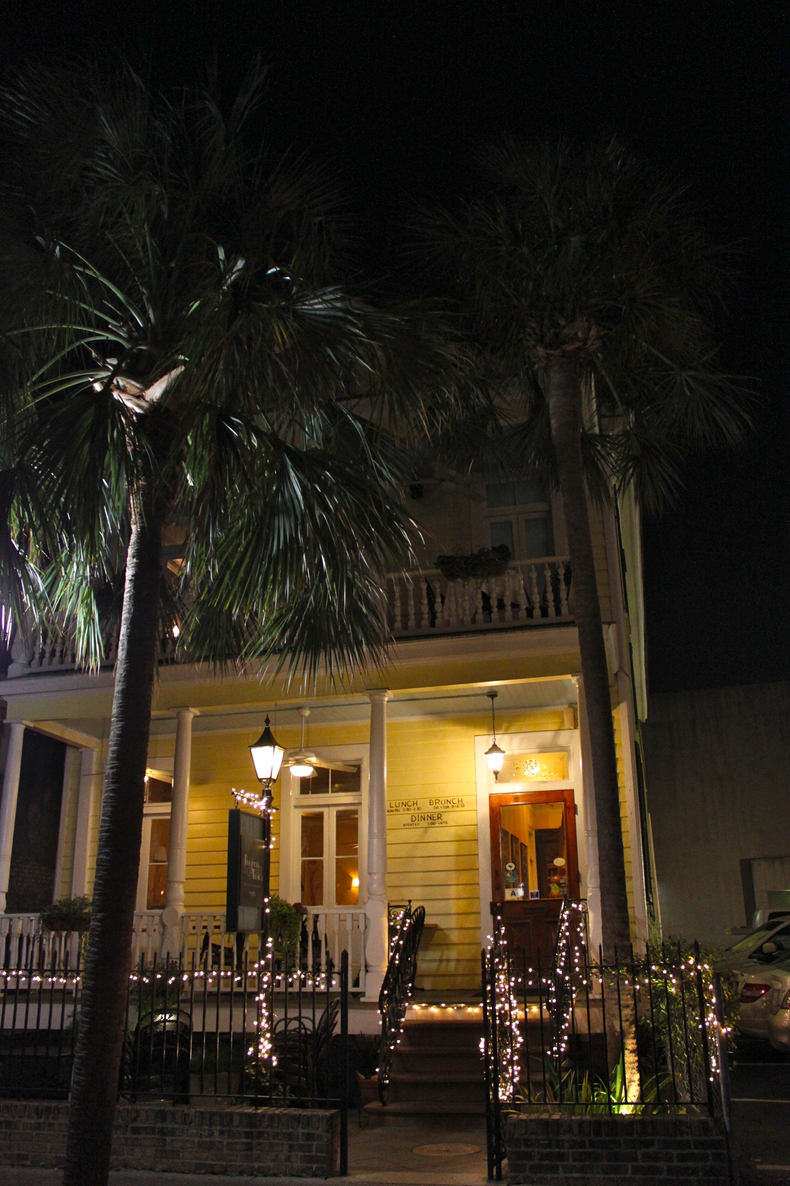 Poogan's Porch charleston south carolina