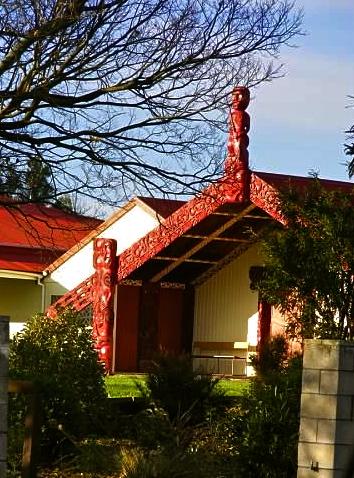 maori marae new zealand