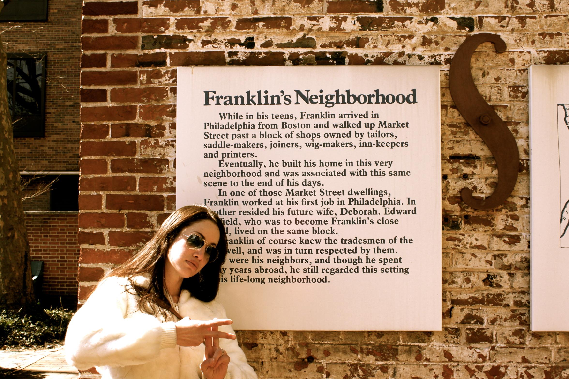 ben franklin philadelphia pennsylvania