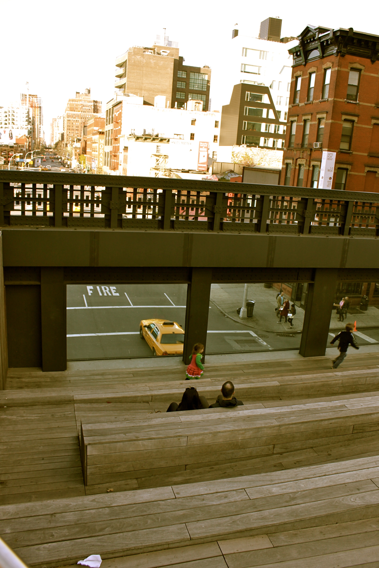 highline park nyc overlook