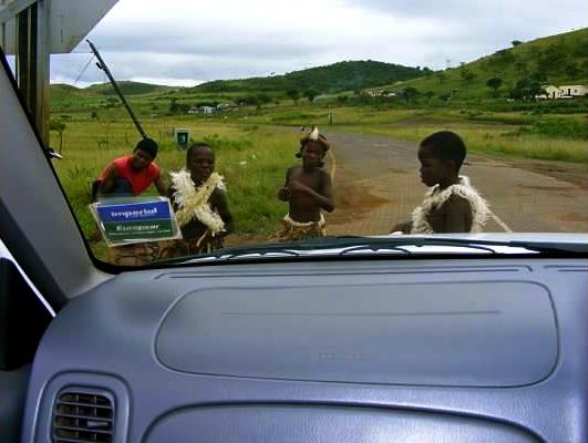 zulu hluhluwe imfolozi south africa