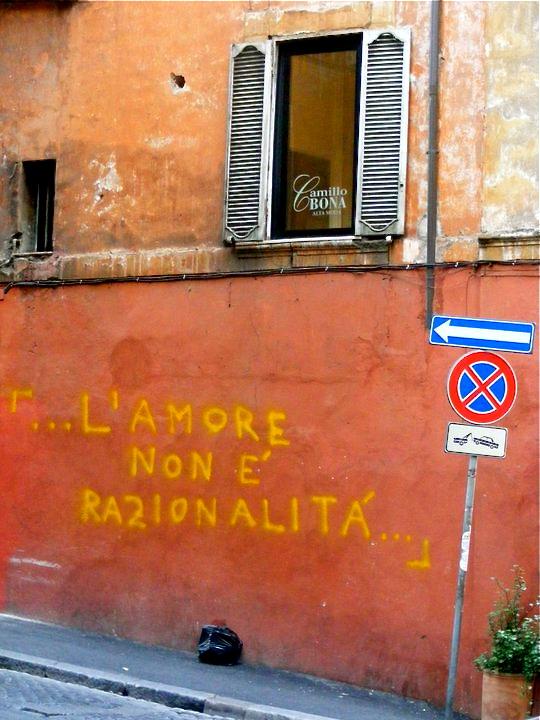 street art rome italy