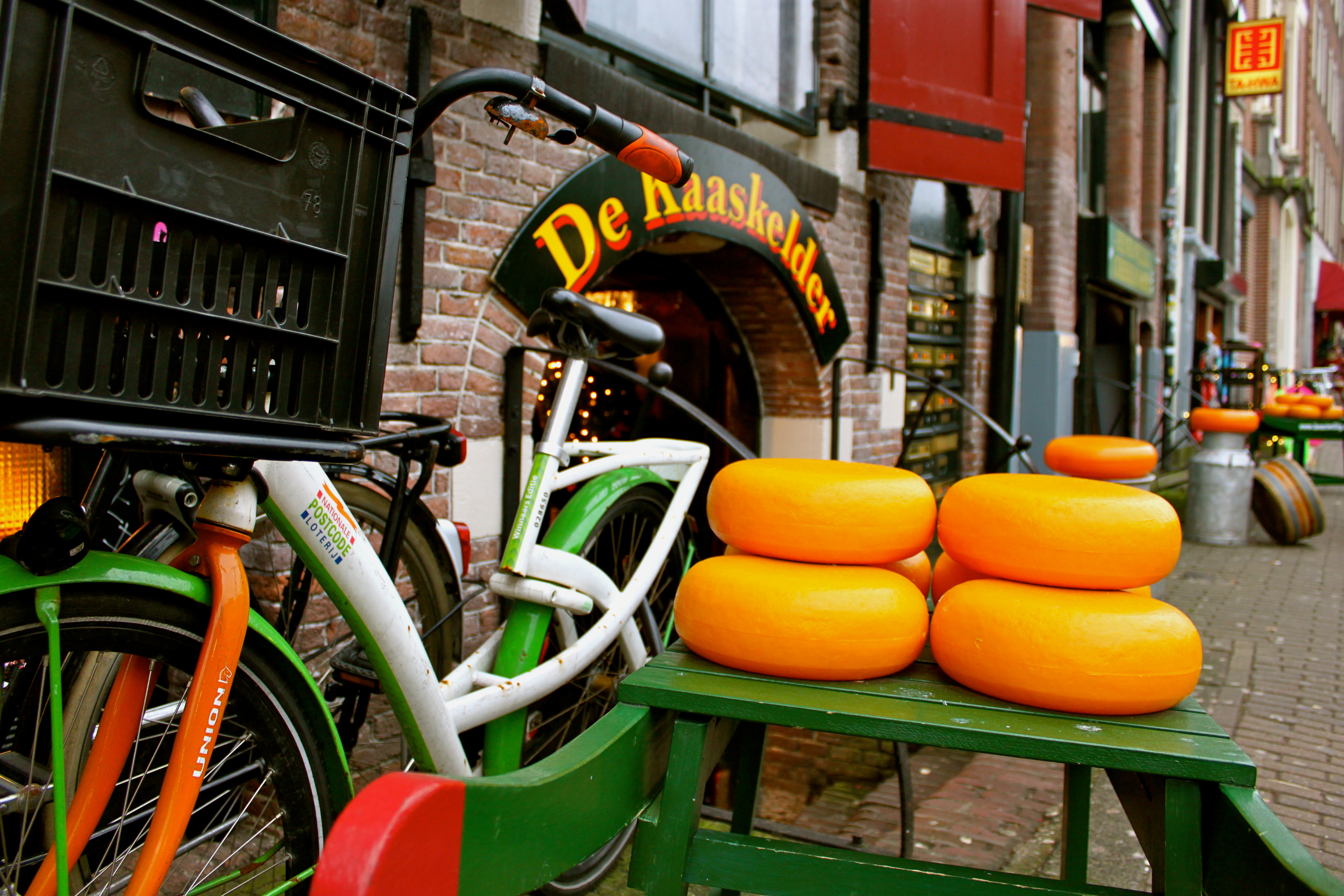 amsterdam flower market netherlands