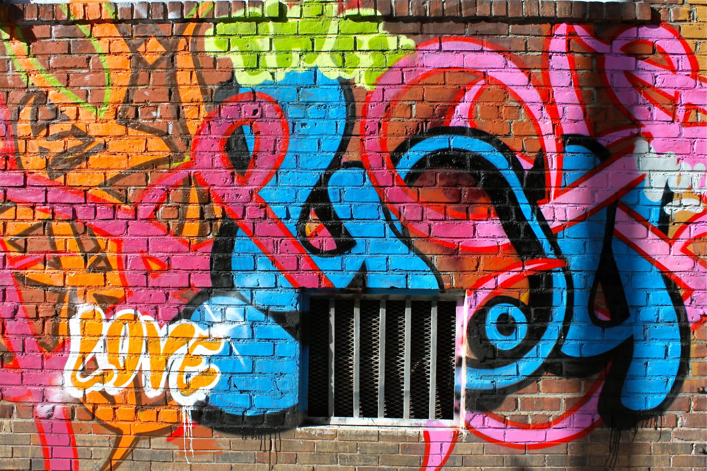 broome st nyc street art graffiti
