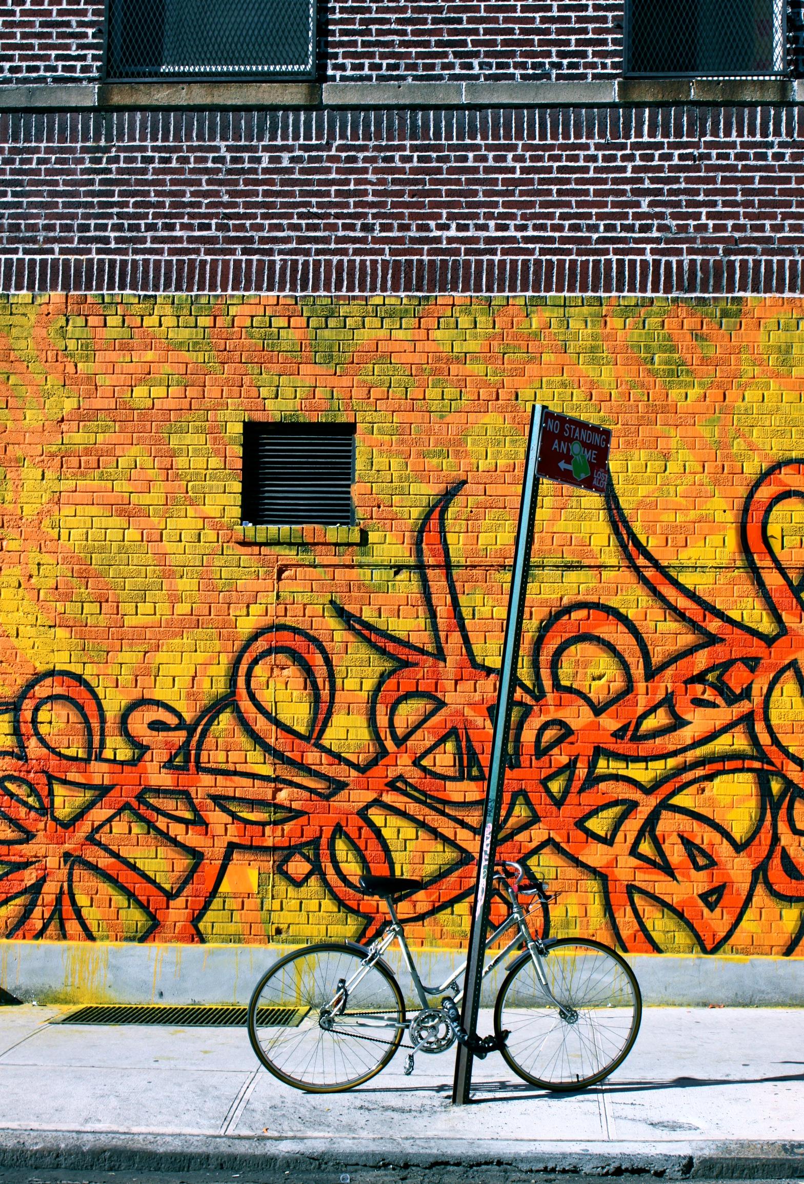 nyc graffiti street art