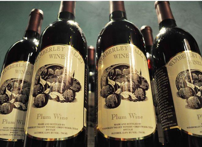 Did somebody say plum wine?