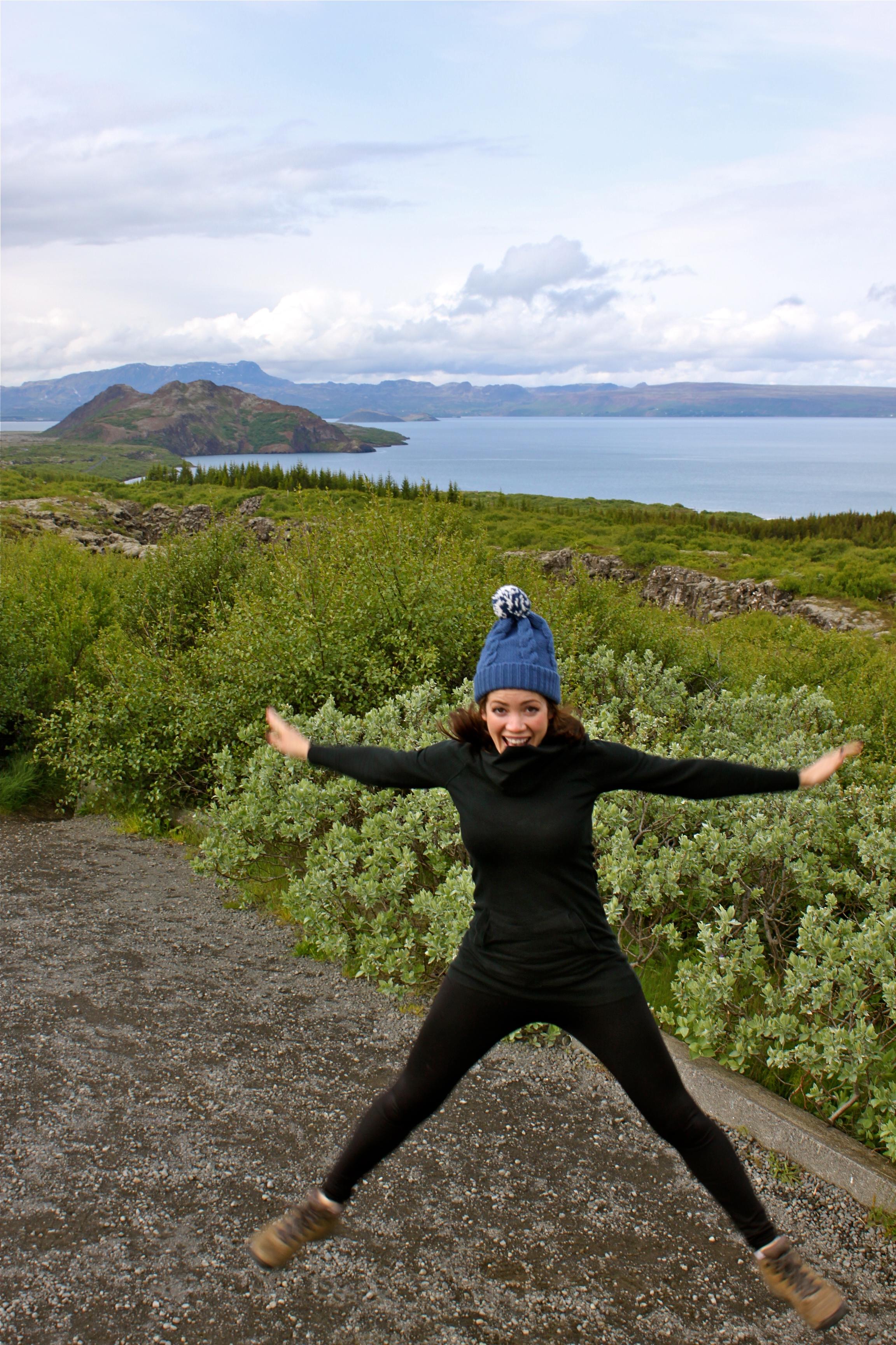 lake pingvallavatn iceland