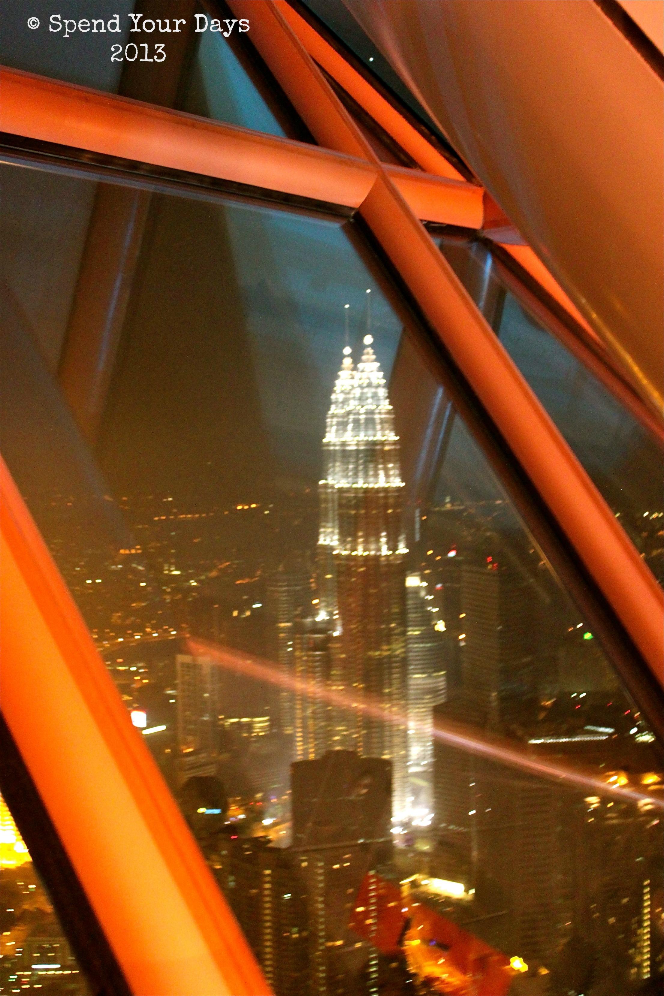 menara kl tower kuala lumpur malaysia
