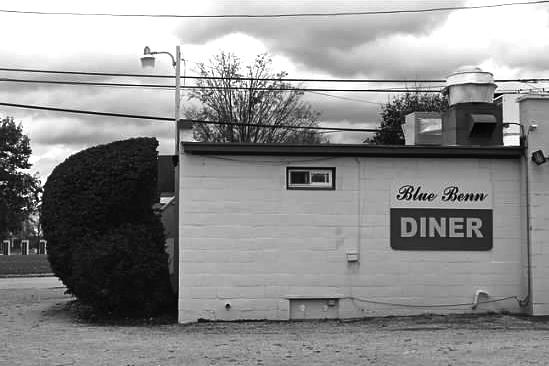 blue benn diner bennington vermont