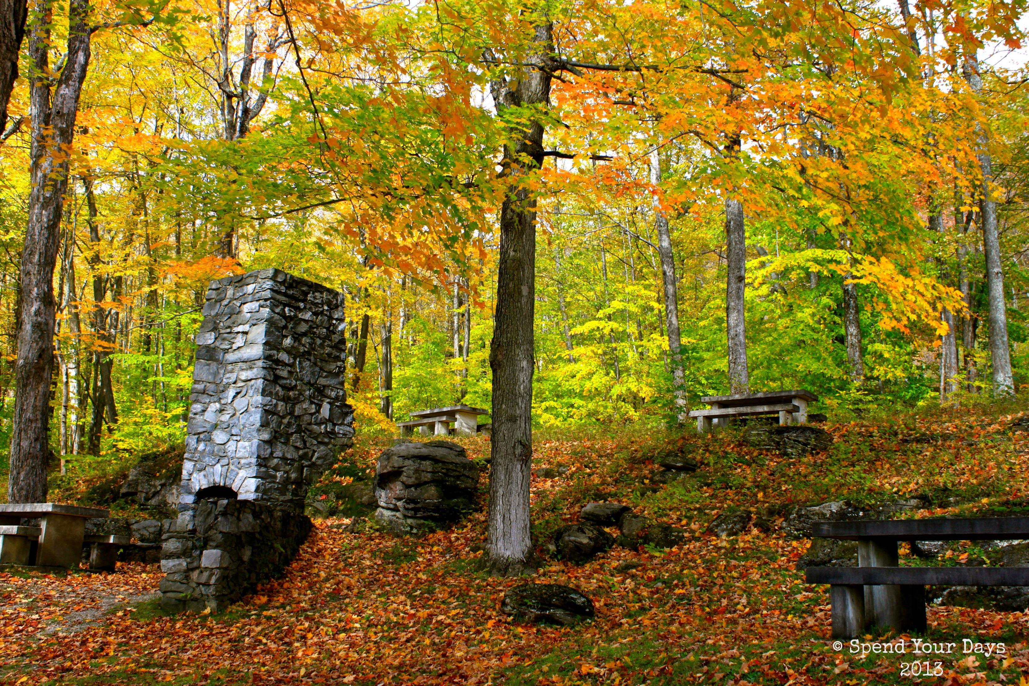 mt equinox manchester vermont autumn foliage