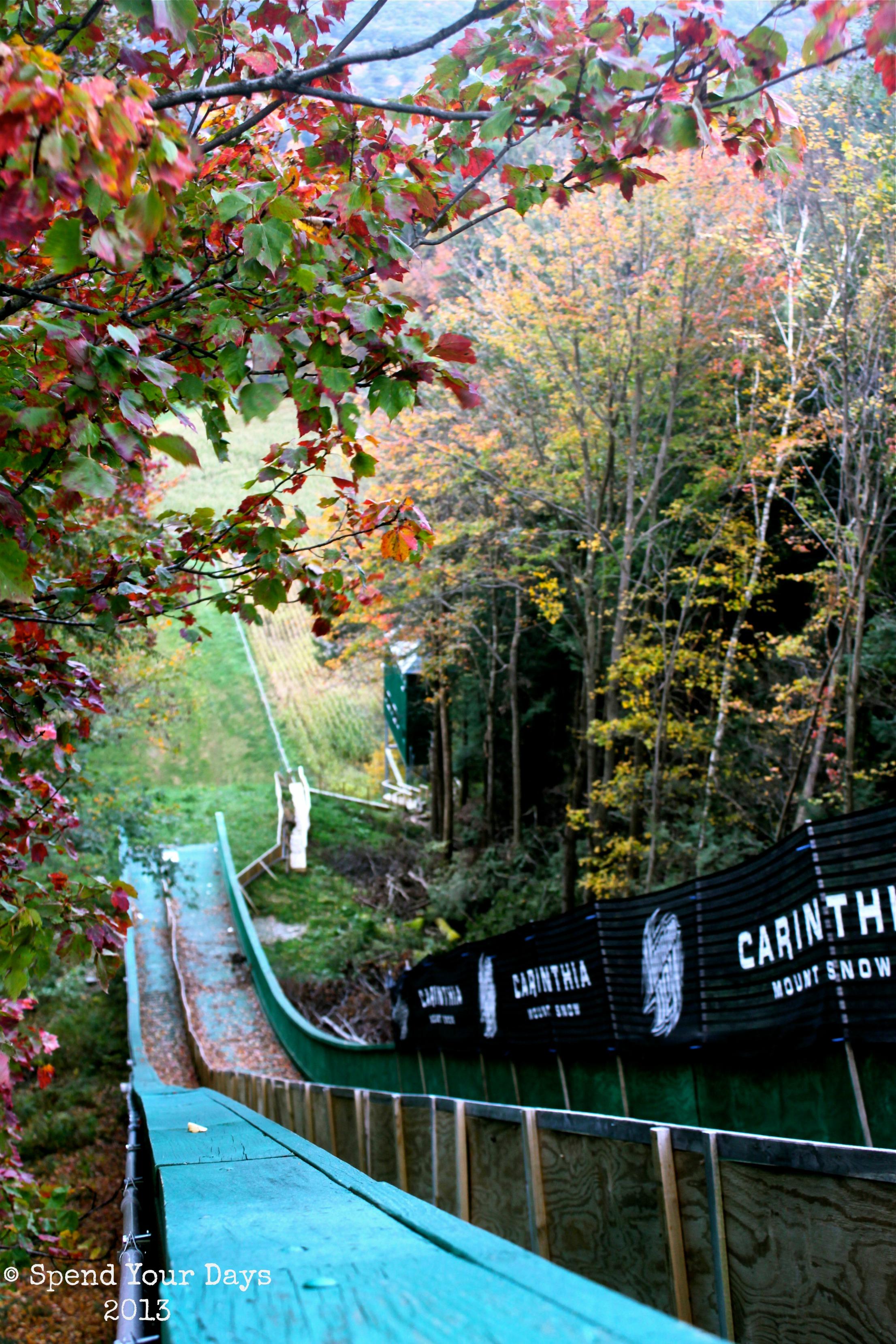 harris hill ski jump brattleboro vermont