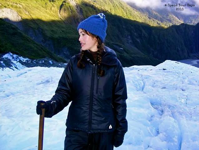Fox Glacier New Zealand south island