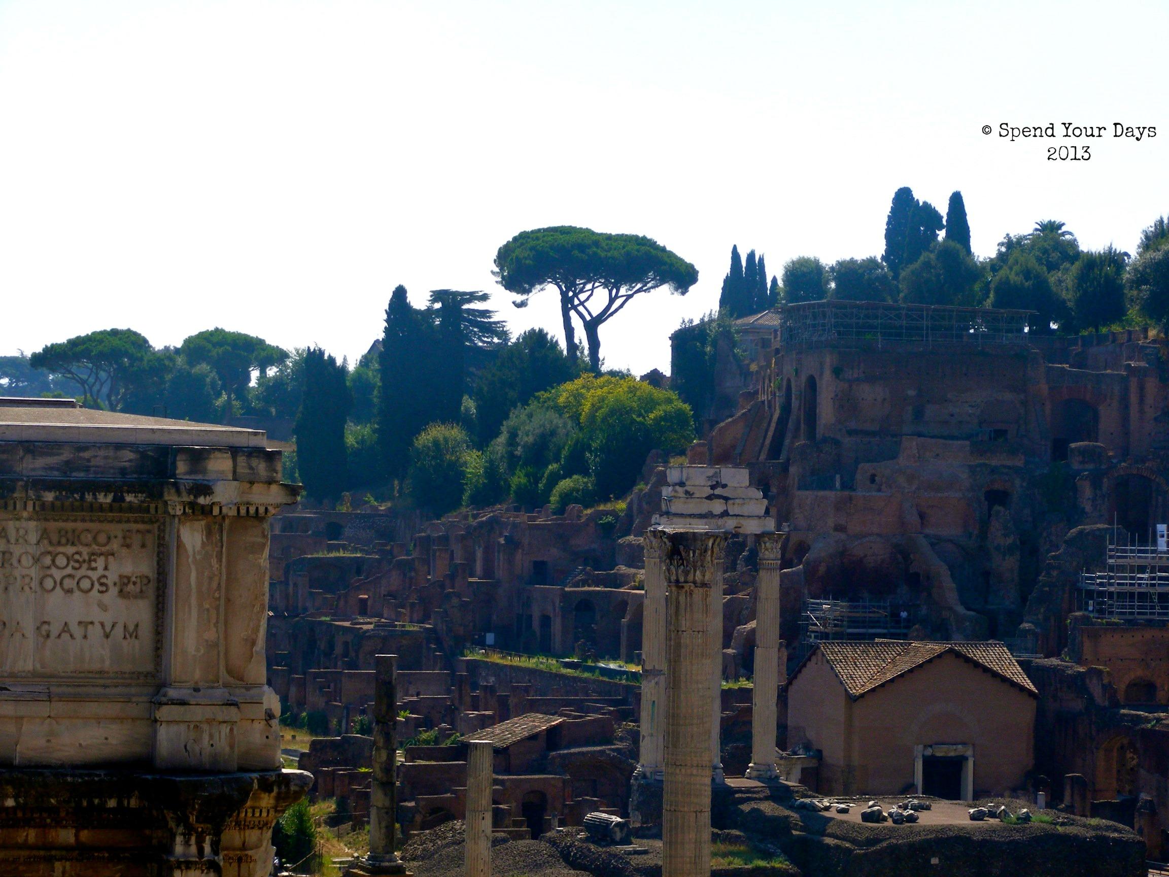 rome italy forum
